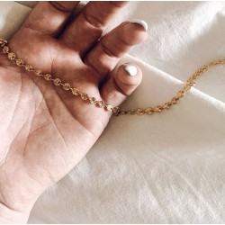 Bracelet acier inoxydable Timéo